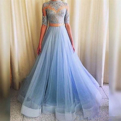 Pretty Prom Dress,Tulle Prom Dresse..