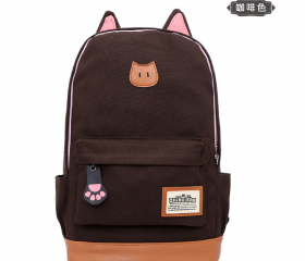 Brown Backpack Bags,..