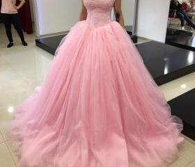 Ball Gown Sexy Weddi..