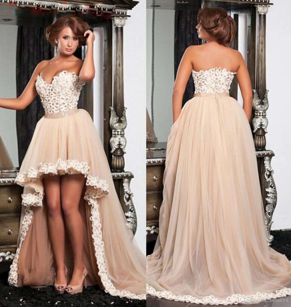 High Low Formal Dresses