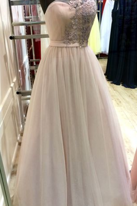 Prom Dress,One shoulder prom dresses ,A-line decals long prom dress,chiffon tulle evening dress formal dress for teens