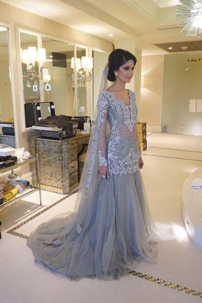 Prom Dress, Charming Prom Dress,Appliques Prom Dress Tulle Prom Dress,Long-Sleeves Prom Dresses,Wedding Guest Prom Gowns, Formal Occasion Dresses,Formal Dress