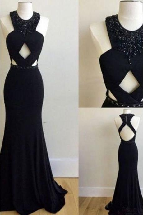 prom dress long, prom dresses long cheap simple,black prom dresses