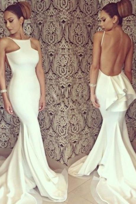Backless Prom Dresses, Sexy Evening Dresses, Backless Prom Dresses, Spandex Prom Dresses, Prom Dresses, Long Prom Dresses, Dresses For Prom