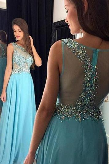 Blue See Through Prom Dresses, Sexy See Through Prom Dress,Long Prom Dress, Sexy Prom Dress, Dresses For Prom, Fashion Prom Dress,Sexy Prom Dresses,Cheap Prom Dress,Formal Dress, Sexy Gril Dress, Floor-Length Prom Dresses, Evening Dresses, Custom Dress