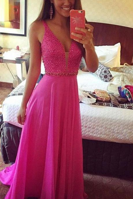 Prom Dress,Sexy Elegant Long Prom Dresses ,Chiffon Prom Dresses,Sexy Prom Dresses,Sleeveless Prom Dresses,Cheap Prom Dresses,Custom Prom Dresses ,Discount Prom Dressess,Cheap Prom Dress,Formal Dress, Sexy Gril Dress, Floor-Length Prom Dresses, Evening Dresses, Custom Dress
