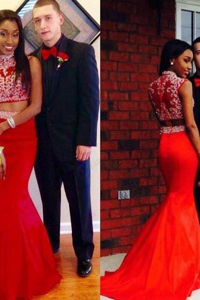 long prom dress ,red prom dress ,two pieces prom dress ,mermaid prom dress ,evening prom dress ,party prom dress ,custom prom dress ,discount prom dress ,fashion prom dress