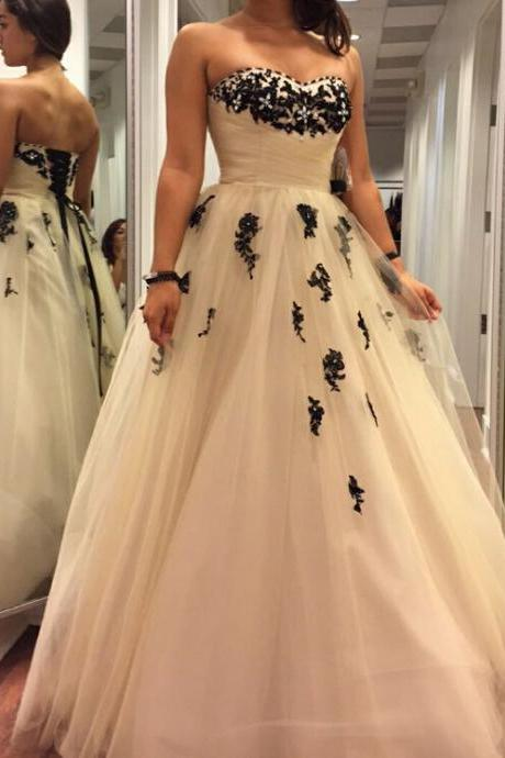 A-Line Prom Dresses,Long lace Prom Dresses,Cheap Tulle Prom Dress, Evening Dress Prom Gowns, Formal Women Dress,Prom Dress