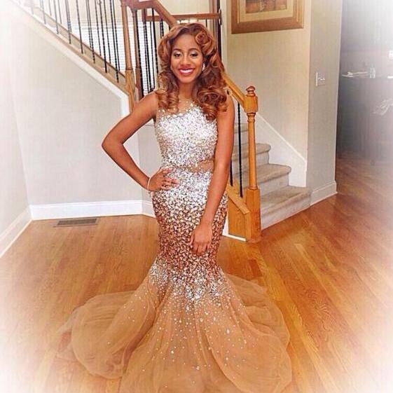 Champagne prom Dresses,Champagne Prom Dress,Sexy Prom Dress,Prom Dresses,Formal Gown,Tulle Evening Gowns,Party Dress,Prom Gown For Teens