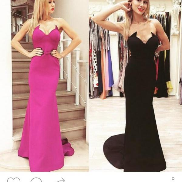 Prom Dresses,Sexy Prom Dress,Mermaid Evening Dress,Backless Evening Gown,Formal Evening Dress,Women Dress